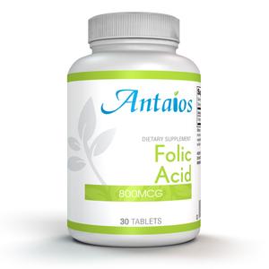 Antaios Folic Acid 800mcg