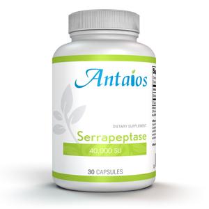 Antaios Serrapeptase 40,000IU